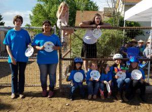 Summer 2018 Kids Horsemanship Program